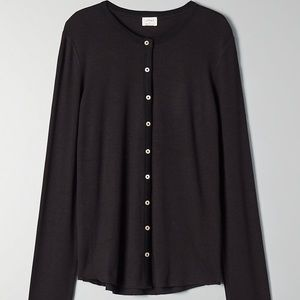 Wilfred | Button Up Long Sleeve